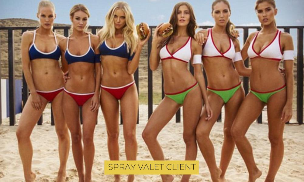 Spray Valet Client2
